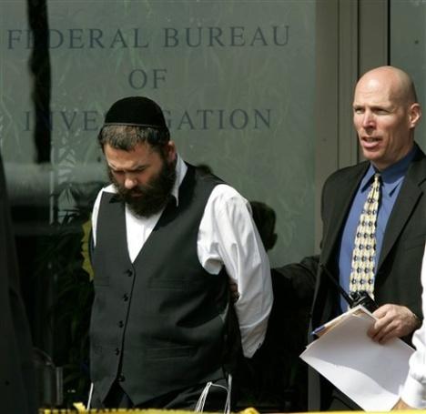 rabin arestat de catre FBI
