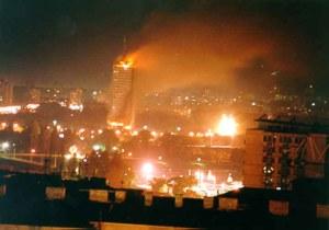 Belgrad sub bombele democratiei