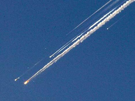 Dezastrul navetei spatiale Columbia