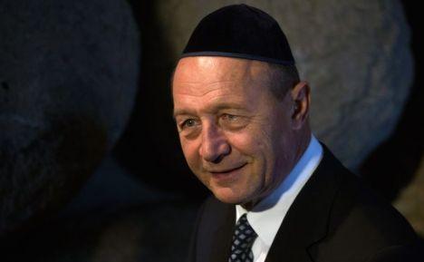 ISRAEL-ROMANIA-DIPLOMACY