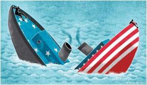 sinking-us-eu-economy