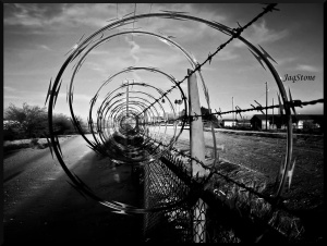 Razor Wire Vortex for Blog