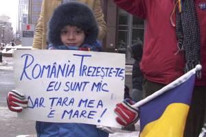 Romania, trezeste-te