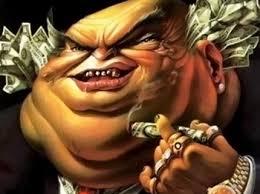 corrupt pig