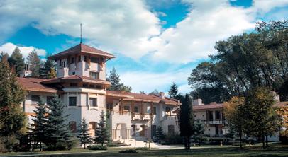 Palatul Olanesti