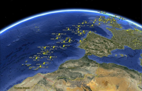 ADS-B_aircraft_detection_Europe