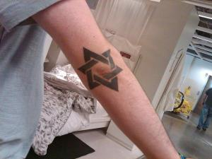 star-of-david-elbow