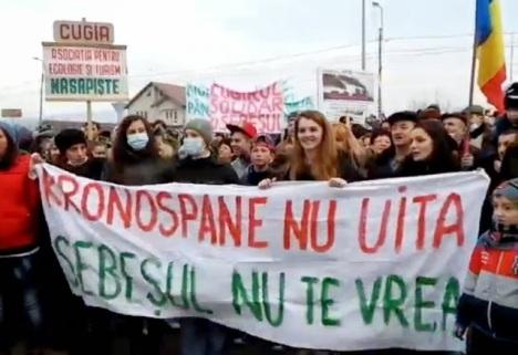 kronospan protest 2