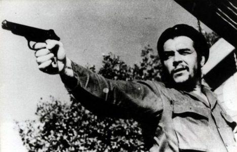 Che Guevara Autor: Radu Pădure | marţi, 10 octombrie 2017