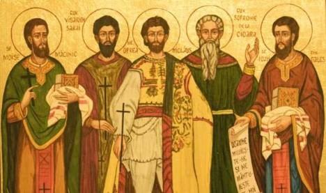 Sfinții Ardeleni